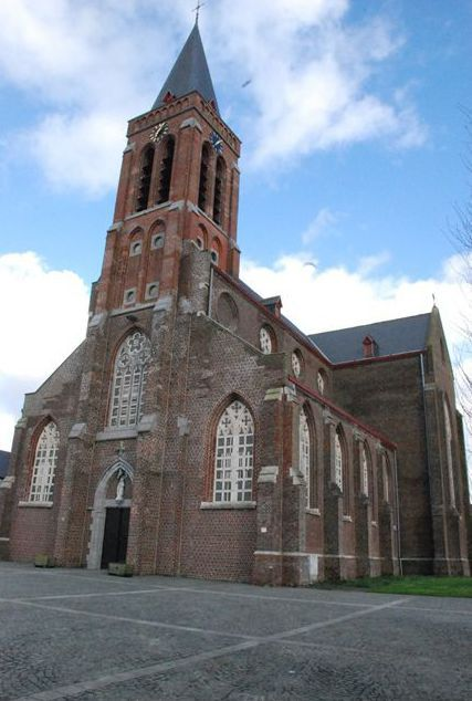 Sint-Germanuskerk Egem